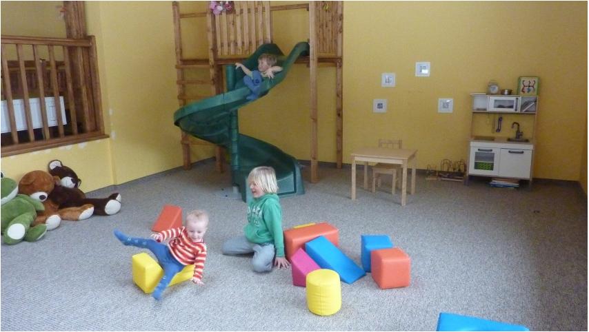 Ubytovánív Bedřichově je ideální pro rodinou dovolenou vevnitř najdete dětskou hernu